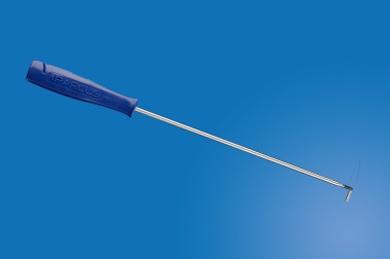 Knotless PEEK CF Push-In Suture Anchor, Para Cadera