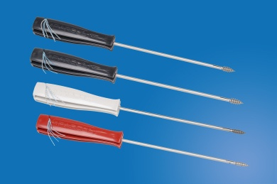V-LoX™ & V-LoX³ Titanium Screw-In Suture Anchors